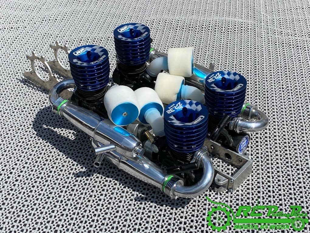 4-engine Modified