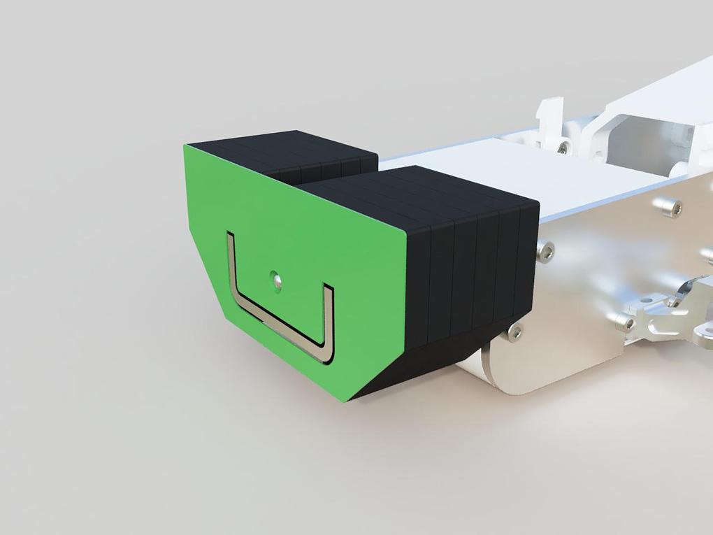 EZ-Pull 2 Front Weightbar